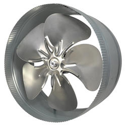 """Suncourt Air Boosting Pro - 16"""" Round In-Line Duct Fan"""