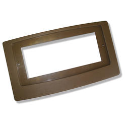 Suncourt Flush Fit Booster Adaptor Plate (Brown)