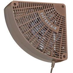 Suncourt EntreeAir Door Frame Fan in Brown