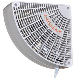 Suncourt EntreeAir Door Frame Fan in White