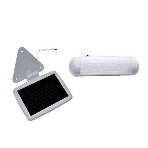 Solar Lights At Menards: Patriot Lighting® Solar Shed Light At Menards®