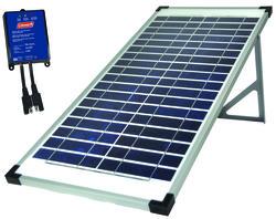 Coleman® 40W Crystalline Solar Panel Kit