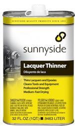 Sunnyside Lacquer Thinner - 1 qt