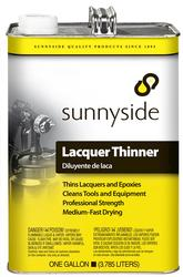 Sunnyside Lacquer Thinner - 1 gal.