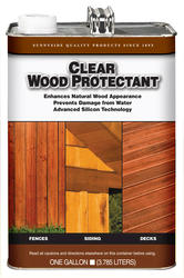 Sunnyside Clear Wood Protectant - 1 gal.