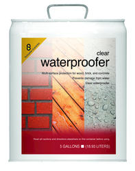 Sunnyside Clear Waterproofer - 5 gals.