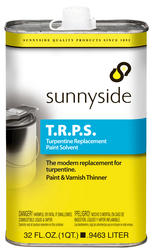 Sunnyside Turpentine Replacement Paint Solvent - 1 qt