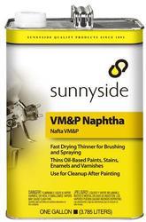 Sunnyside Naphtha - 1 gal.