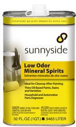 Sunnyside Mineral Spirits Premium Paint Thinner - 1 qt