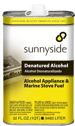Sunnyside Denatured Alcohol - 1 qt