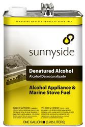 Sunnyside Denatured Alcohol - 1 gal.