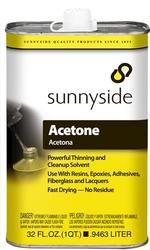 Sunnyside Acetone - 1 qt