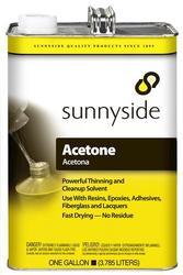 Sunnyside Acetone - 1 gal.