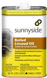 Sunnyside Boiled Linseed Oil - 1 qt