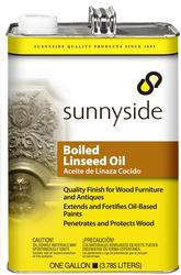 Sunnyside Boiled Linseed Oil - 1 gal.