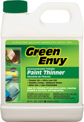 Sunnyside Green Envy Environmentally Friendly Paint Thinner - 1 qt