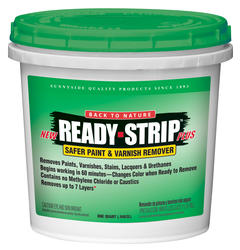 Back to Nature Ready-Strip Plus Paint & Varnish Remover - 1 qt