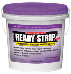 Back to Nature Ready-Strip Pro Strength Paint Remover - 1 gal.