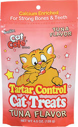 Sunshine® Cat Cafe® Tuna Tartar Control Cat Treats - 4.5 oz.