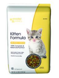 Masterpaws® Kitten Formula Cat Food -6.3 lb.