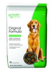 Masterpaws® Original Formula Dog Food - 50 lb.