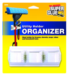 Super Glue® Utility Holder Organizer (3 Loop)