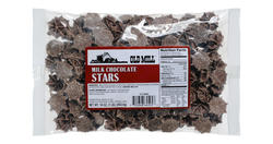 Old Mill Bag of Chocolate Stars