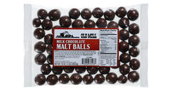 Old Mill Bag of Malted Milk Balls