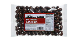 Old Mill Bag of Chocolate Cashews
