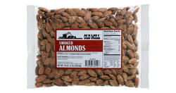 Old Mill Bag of Smoked Almonds