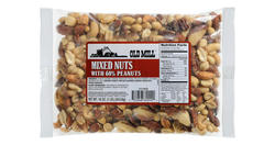 Old Mill Bag of Mixed Nuts 60% Peanuts