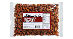 Old Mill Bag of Honey Roasted Peanuts