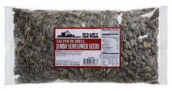 Old Mill Bag of Salted In-Shell Jumbo Sunflower Seeds
