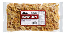 Old Mill Bag of Dried Banana Chips