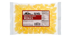 Old Mill Bag of Pineapple Wedges
