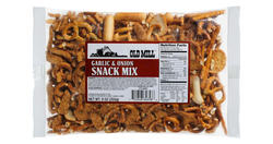 Old Mill Bag of Garlic & Onion Snack Mix