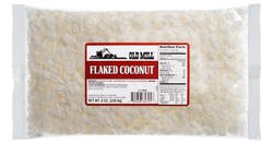 Old Mill Bag of Coconut Flakes