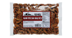 Old Mill Bag of Pecan Halves