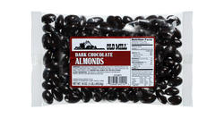 Old Mill Bag of Dark Chocolate Almonds