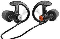 SureFire® Sonic Defender® Ultra Black Earplugs-Medium
