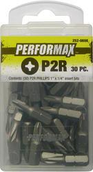 "Performax® #2 x 1"" Phillips Drywall Insert Bits (30-Pack)"