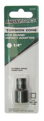 """Masterforce® 1/4"""" x 3/8"""" Impact Adapter"""