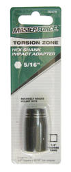 "Masterforce® 5/16"" x 1/2"" Impact Adapter"