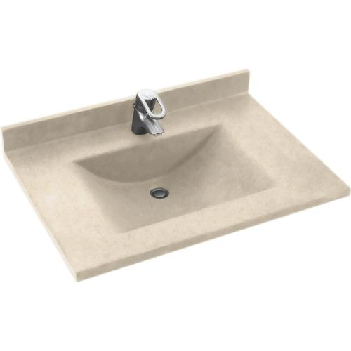 Swan Contour 22 X 31 Solid Surface Vanity Top At Menards