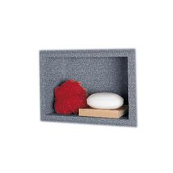 Swan Recessed Accessory Shelf