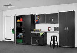 Xtreme Garage™ 6-Piece Tall Cabinet Laminate Storage System