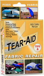 TEAR-AID® Type A Fabric Repair Kit