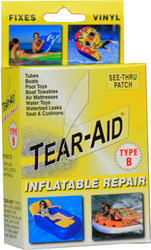 TEAR-AID® Type B Inflatable Repair Kit