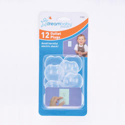 Dreambaby® Outlet Plug Covers (12 Pack)