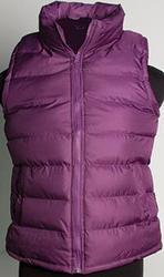 Assorted Ladies' Puffer Vests